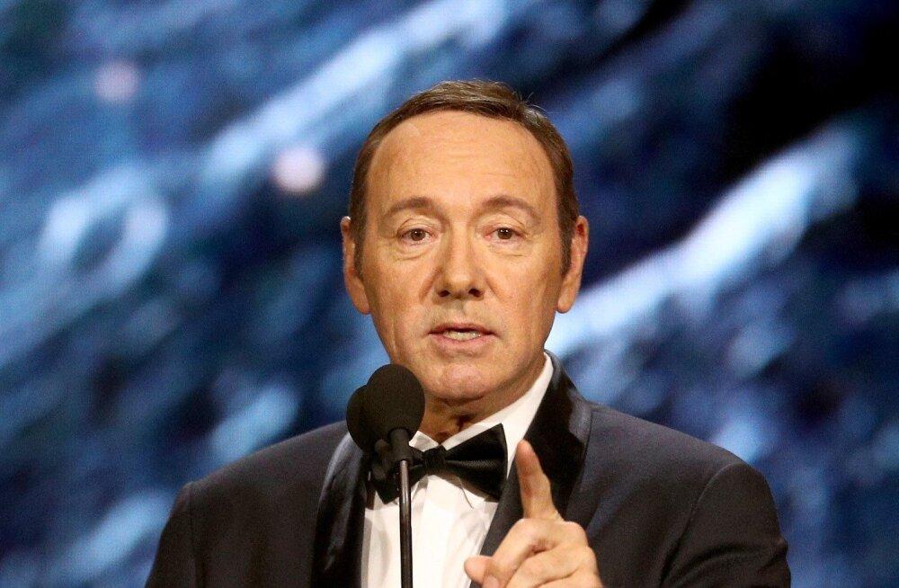 Helsingis toimuv põhjamaade suurim ärikonverents näitas ahistamisskandaali sattunud Kevin Spacey'le ust
