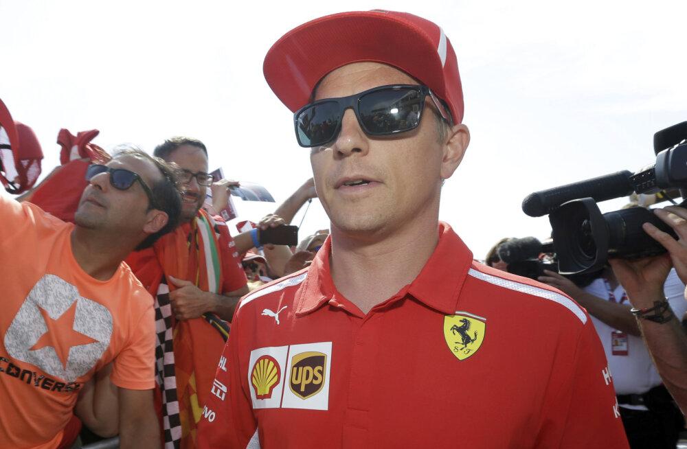 Mäkinen on valmis Räikköneni testisõitudel kasutama