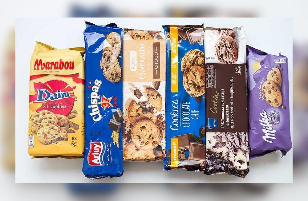 Таллиннская экспертиза: как полакомиться печеньем и не пополнеть