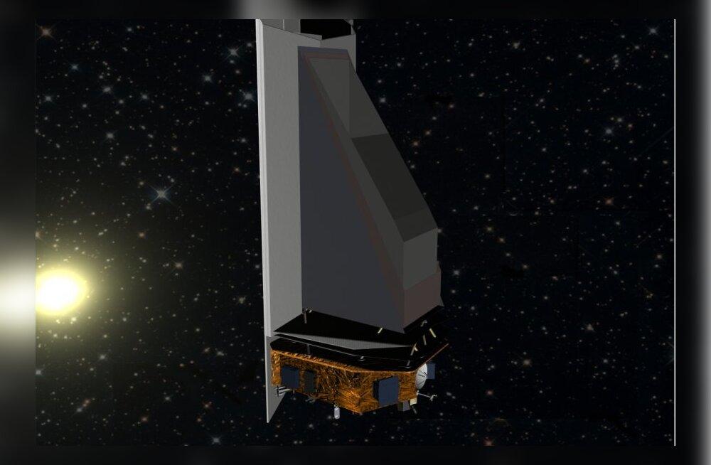 NASA valmistab ette tõhusat asteroidi- ja komeediseire kaamerat
