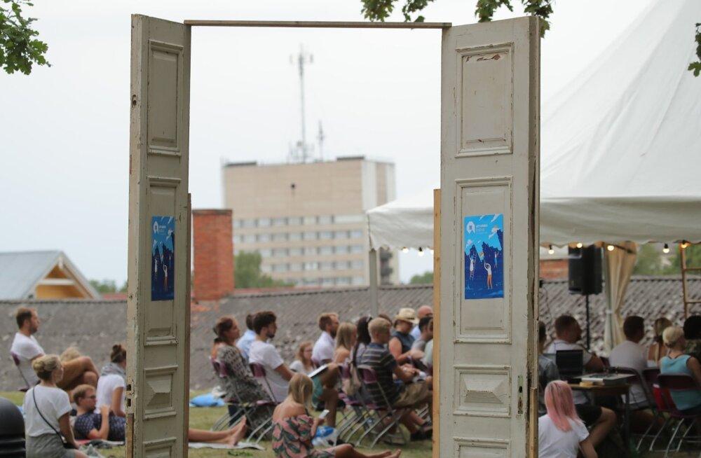 Итог дискуссии на Фестивале мнений: у объединяющей эстонскую и русскую молодежь школьной системы есть будущее
