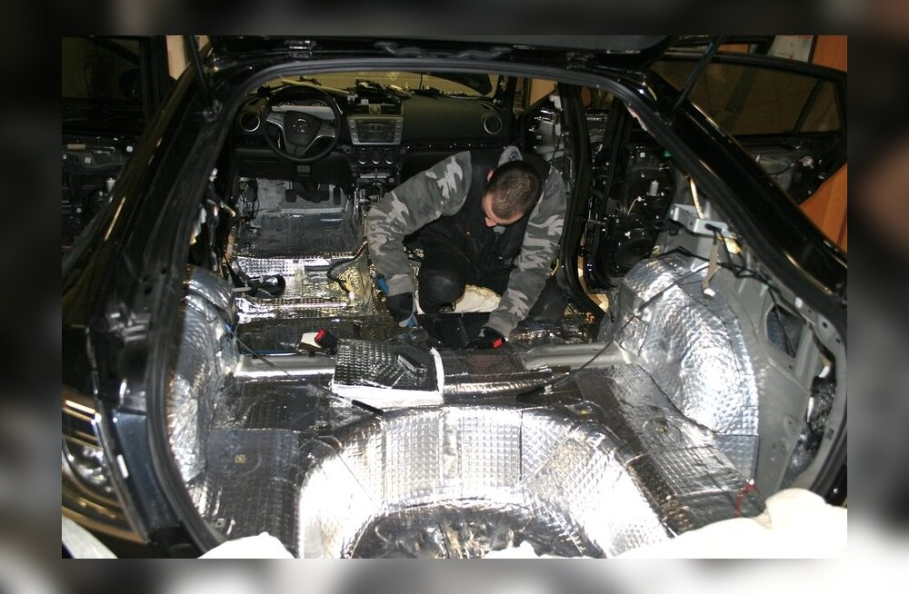 Наслаждаясь тишиной: шумоизоляция в автомобиле