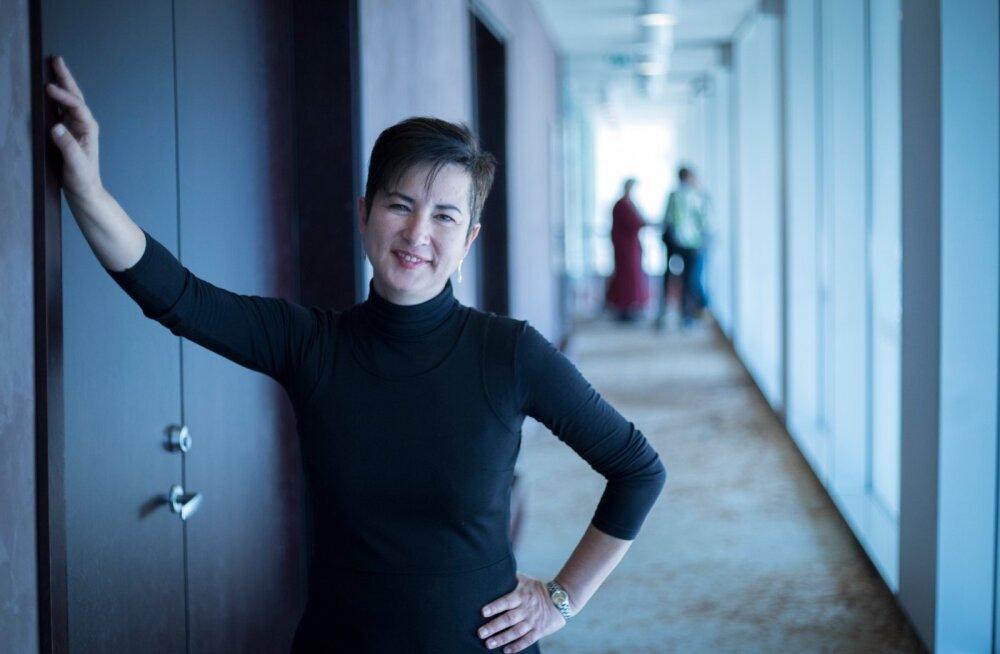 Juhtimisekspert Ana Sarmiento