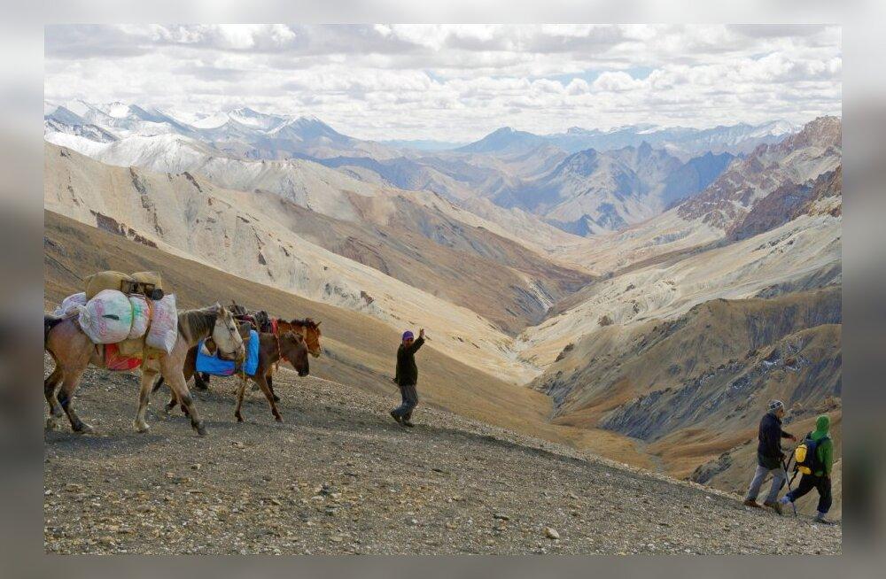 Ladakhi matkapäevik: paigad, kuhu autoga ligi ei pääse