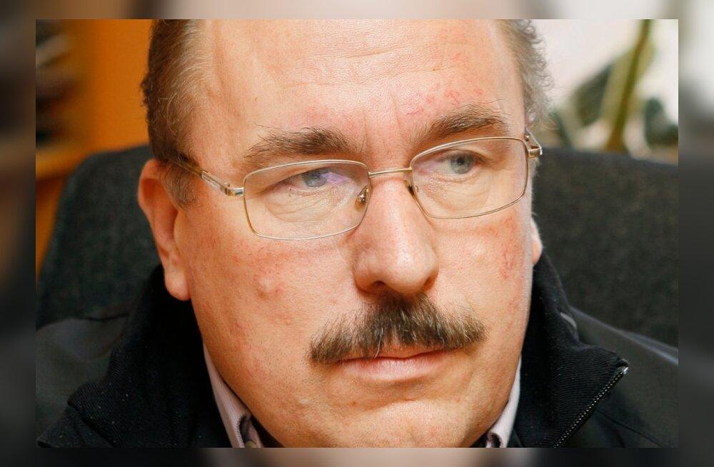 Riigikogu liikmeks saab talunik Aivar Rosenberg