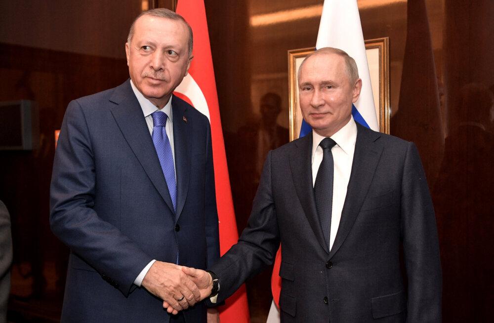 Между Россией и Турцией — серьезный конфликт. Эрдоган грозит войной