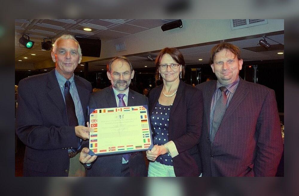 TTÜ teadlased Katrin Idla ja Marek Strandberg pälvisid NATO teadusauhinna