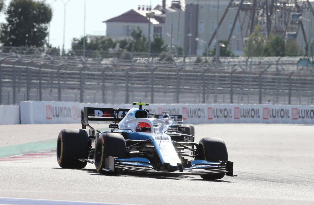 Williams vihastas kummalise katkestamisega Kubica sponsori välja