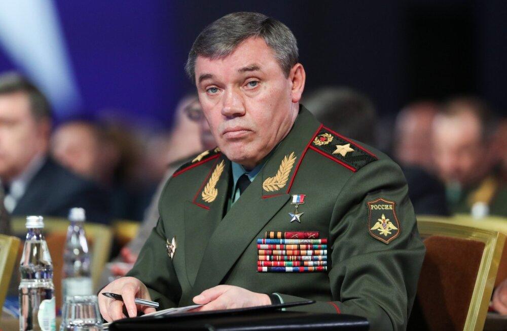 Venemaa süüdistab USA-d endiste islamiriiklaste väljaõpetamises Süürias