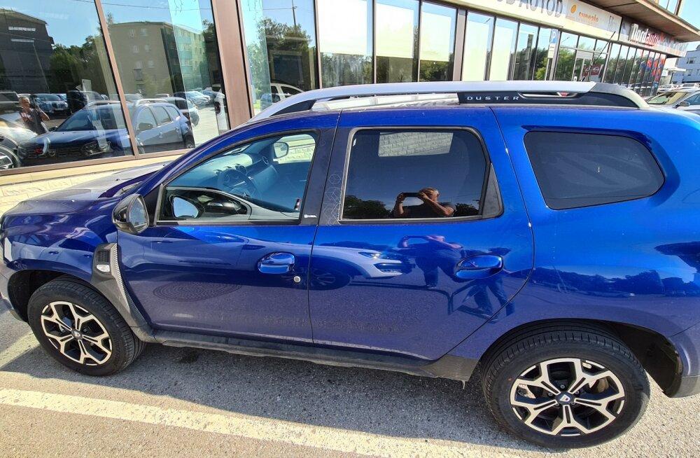 PROOVISÕIT | See Dacia Duster sõidab nii gaasi kui bensiiniga ja saab sellega kenasti hakkama