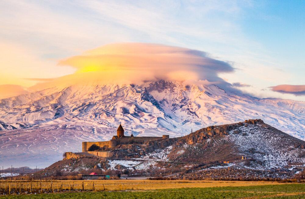 Juba homme! Hooaja viimane reisihommik tutvustab Armeeniat ja Gruusiat