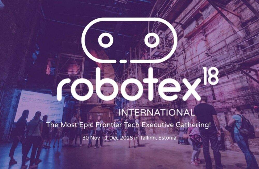 Robotex International – Expo, konverents, õhtusöögid ja vägevad peod
