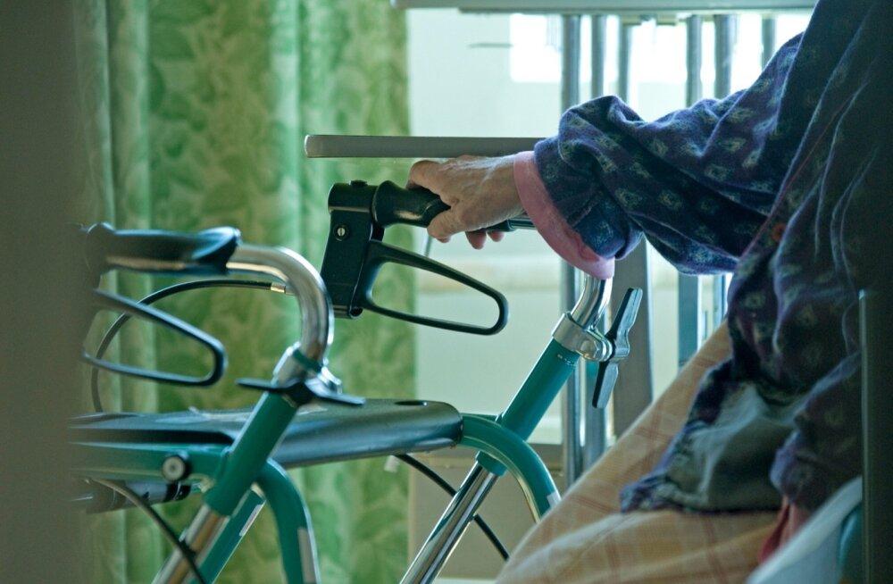 Järve haigla hooldusraviosakond
