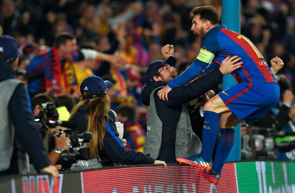 Meistrite liiga ajaloo suurim revanš: 2017. aaasta Barcelona – PSG lahing
