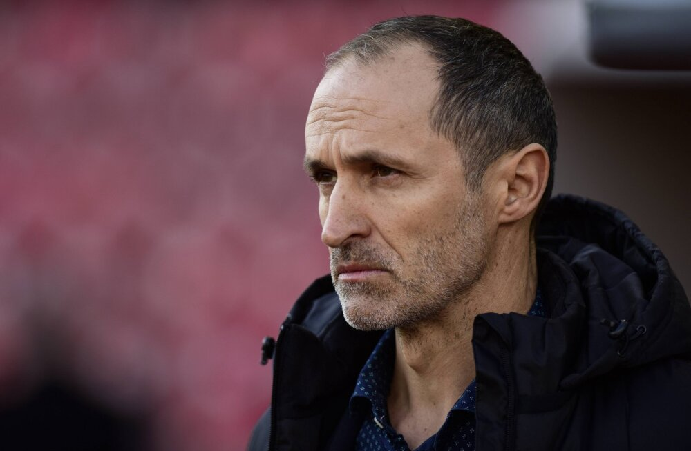 Сборную Эстонии по футболу возглавил швейцарский специалист