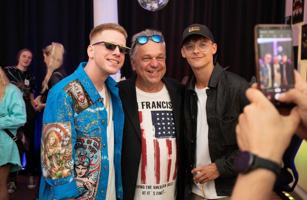 Räppar Fenkii Universal Music Eesti 03.08.2020