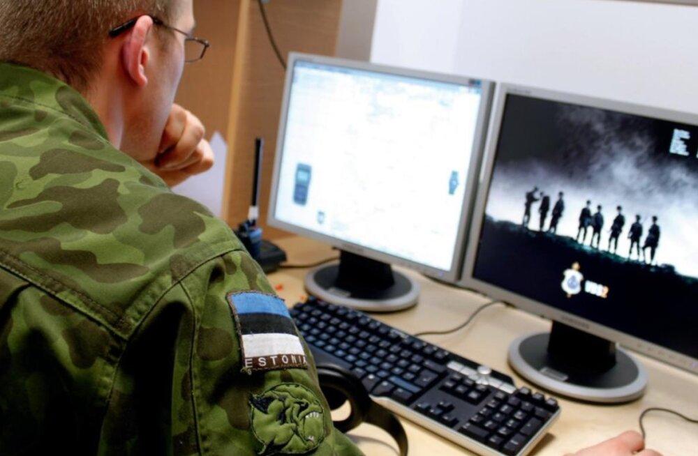 Ajakirjast Sõdur: kõik, mis väljaõppes pole päris sõda, on simulatsioon ehk matkimine