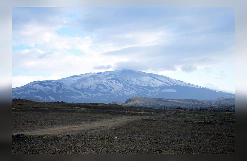 Islandi vulkaani Hekla juures täheldatakse ebatavalist seismilist aktiivsust
