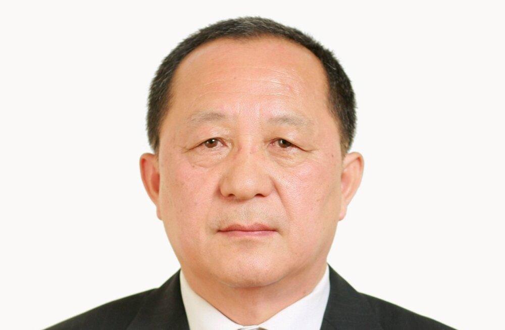 Põhja-Korea nimetas ametisse uue välisministri