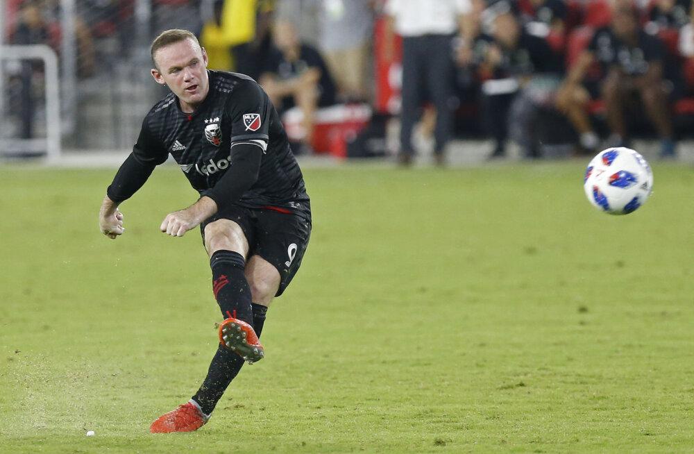 VIDEO | Wayne Rooney lõi kaks väravat ja aitas koduklubi võidule