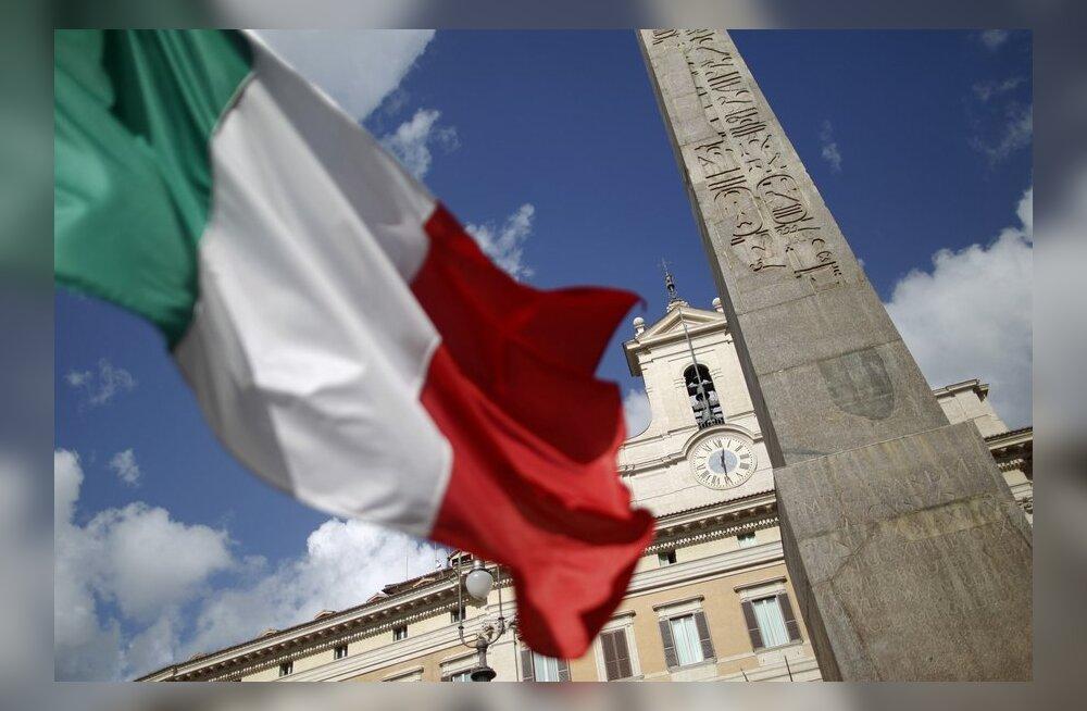 Itaalia president saatis parlamendi laiali, avas tee üldvalimistele