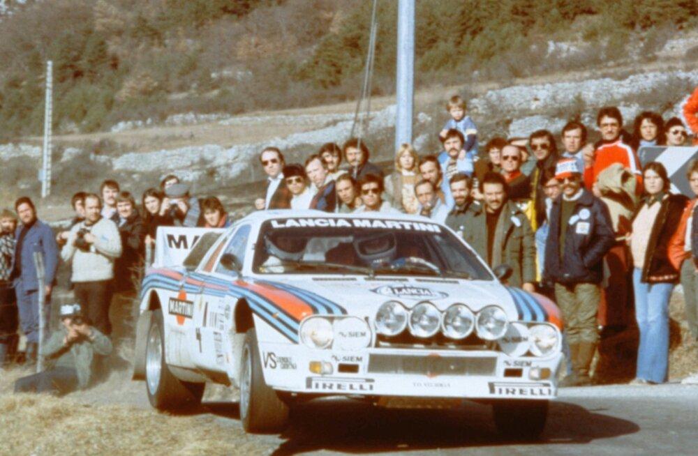 Korsika tragöödia saatis B-rühma autod ajalukku.