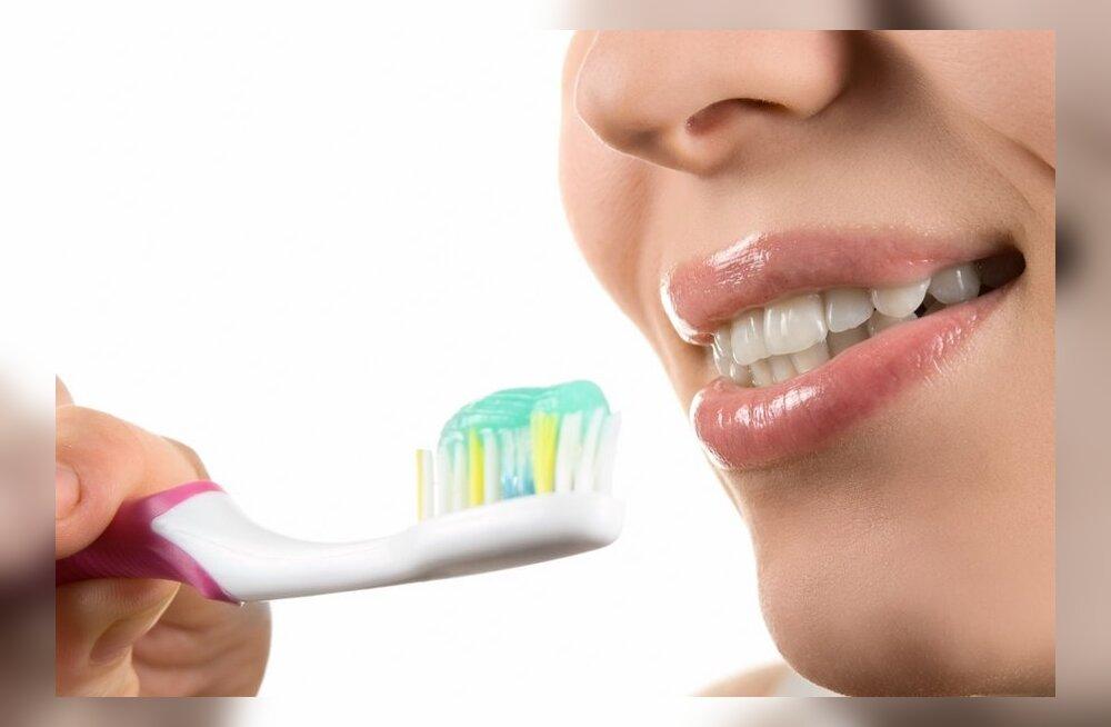 Kas sinu hambapasta tekitab vähki?