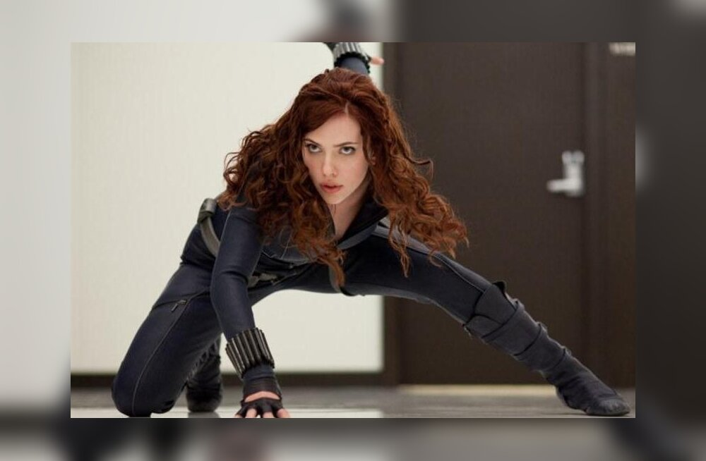 Scarlett Johansson on enim tulutoov naisfilmistaar Hollywoodis