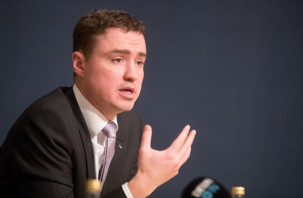 Рыйвас отрицает, что планировал посетить Петербург: визиты в РФ на высшем уровне неуместны