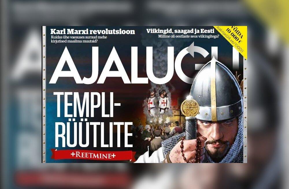 Ajakirjast AJALUGU: Faktid ja legendid - Kes olid templirüütlid tegelikult?