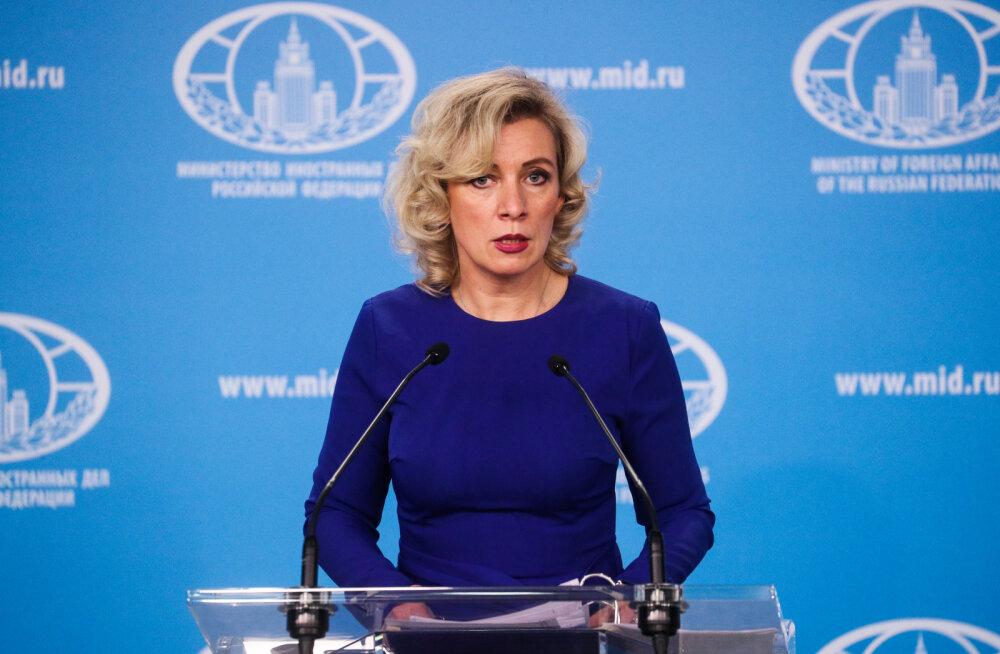 Zahharova: Venemaa vastu on alustatud koroonaviirusealast desinformatsioonikampaaniat