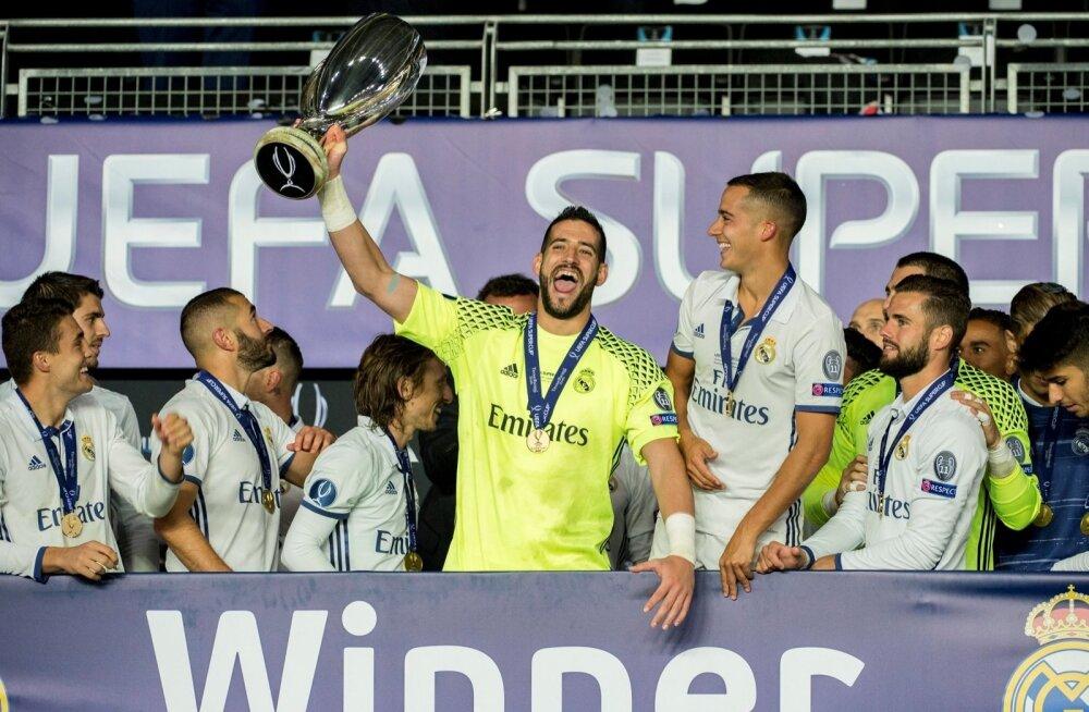SOCCER-UEFA-SUPER
