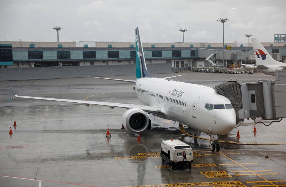Singapur ja Austraalia keelasid kõik sisenevad ja väljuvad lennud Boeing 737 Max perekonna reisilennukitega
