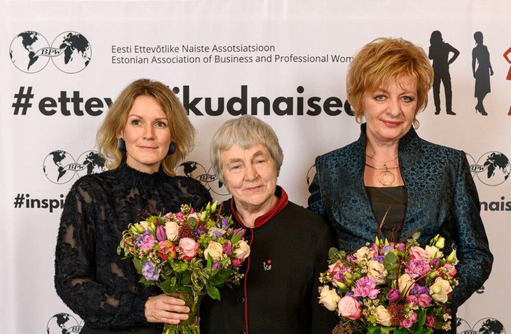 Eesti Ettevõtlike Naiste Assotsiatsiooni 27. sünnipäeva pidulikul gala