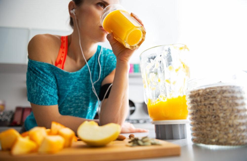 Saavuta supervorm: Just see uus dieet aitab kõige kiiremini rasvu põletada