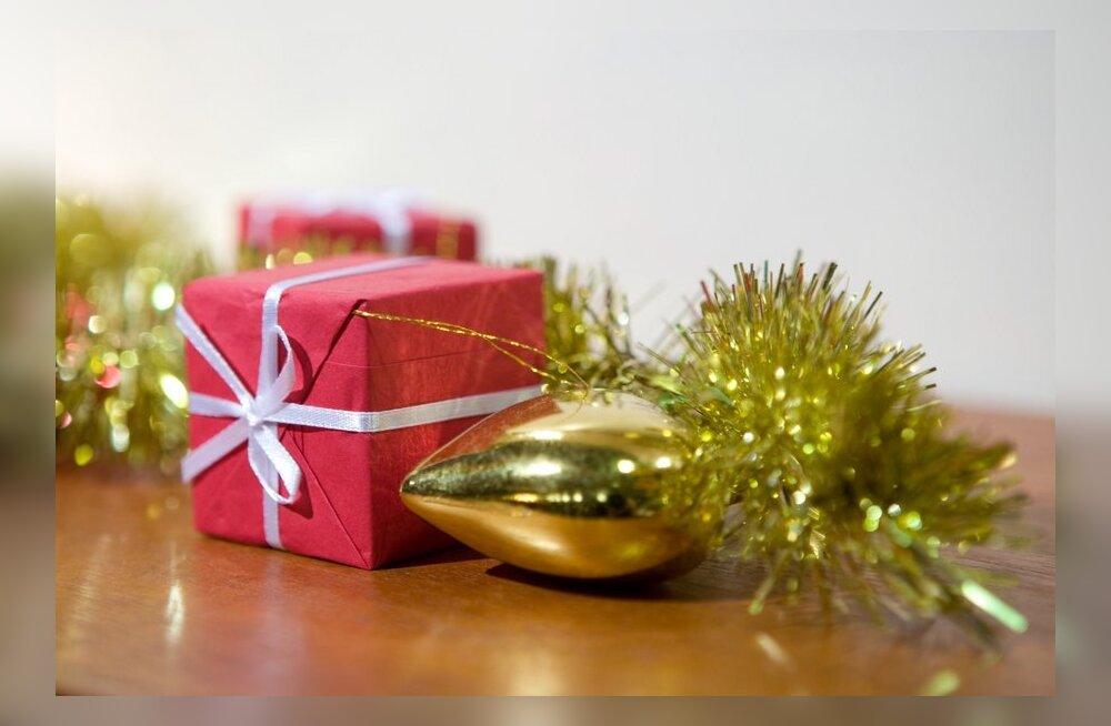 Miks eelistada praktilisi jõulukinke?