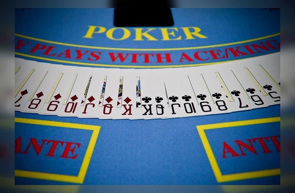 Kümme Eesti edukaimat pokkerimängijat on võitnud ligi 1,7 miljonit eurot