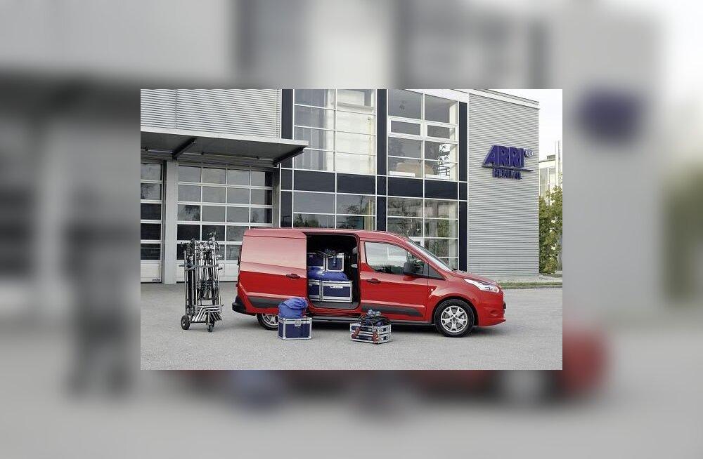 Ford Connect: konkureerib edukalt teiste Muhvi-autodega
