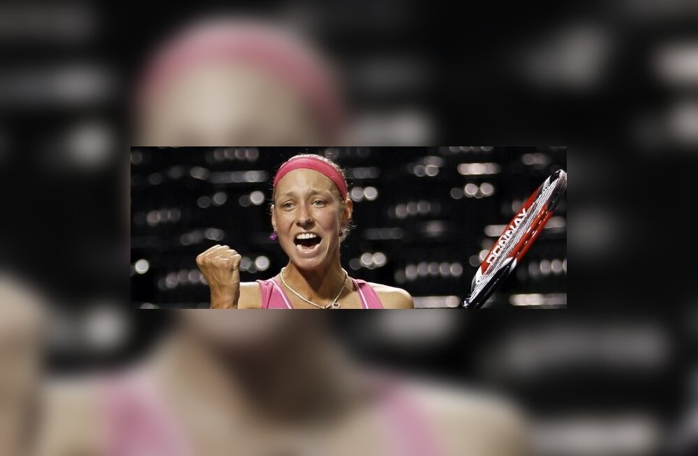 Yanina Wickmayer, tennis