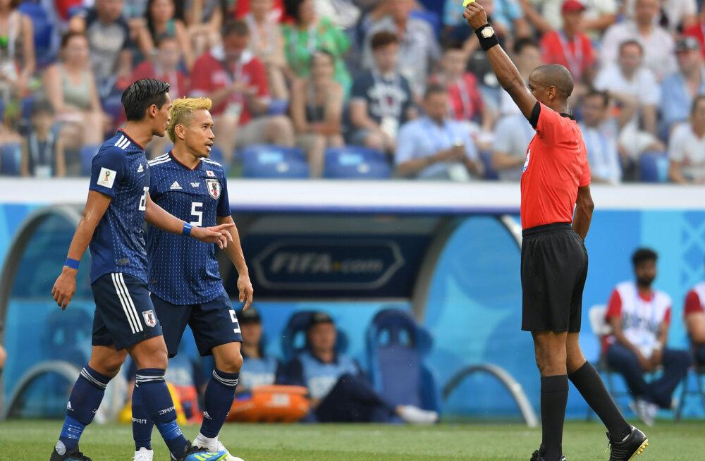 BLOGI | Uskumatult tihe rebimine: Jaapani ja Senegali vahel otsustasid edasipääseja saadud kollased kaardid!