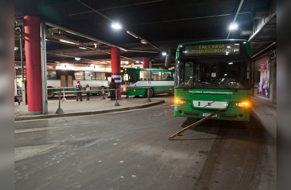 С 1 апреля некоторые таллиннские автобусы пойдут по новому расписанию