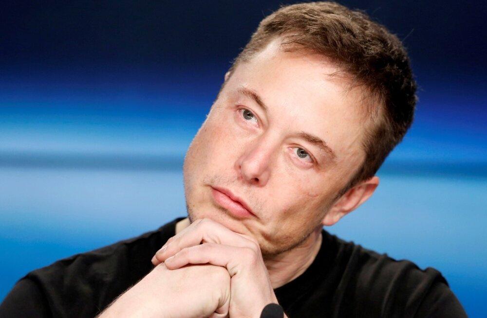 Elon Musk vabandas Tai poiste koopast päästmisel osalenud sukelduja pedofiiliks nimetamise eest