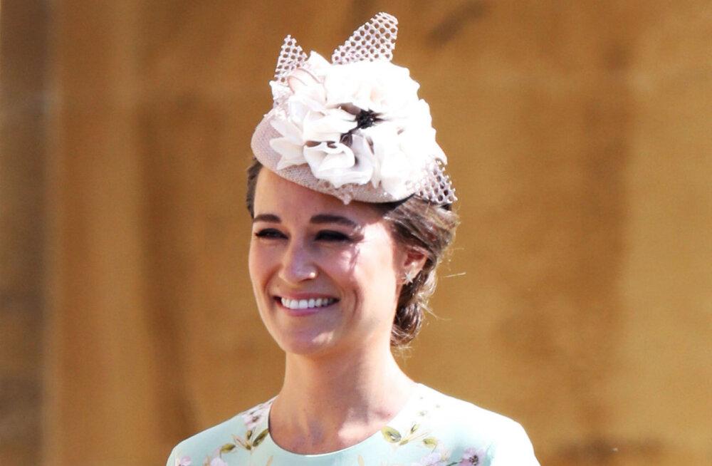 Rõõmusõnum! Cambridge'i hertsoginna Catherine'i õde Pippa Middleton kinnitas lõpuks lapseootust