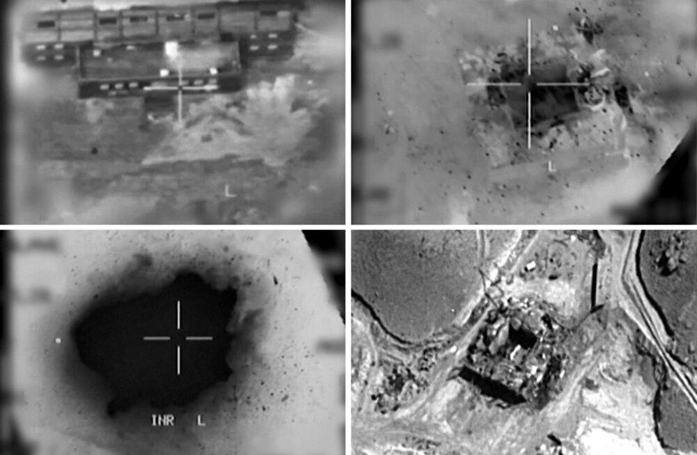 FOTOD | Iisrael tunnistas avalikult arvatava Süüria tuumareaktori hävitamist 2007. aastal