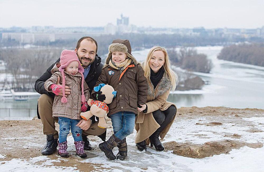 Hille Hanso lugu eestlannast välismaal | Kuidas palja ülakehaga serblane eesti neiu elu armastuseks osutus