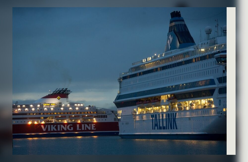 В морское сообщение Таллинн-Хельсинки будет инвестировано 30 млн евро