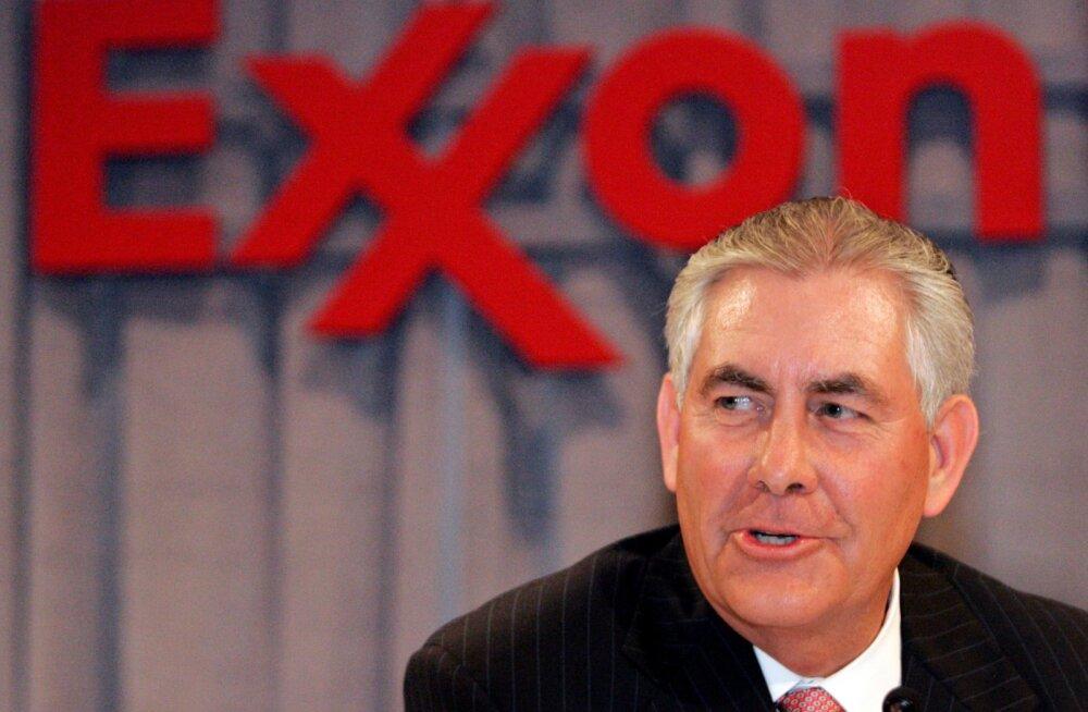 ExxonMobil - kas see naftaimpeerium hakkab nüüd USA välispoliitikat juhtima?