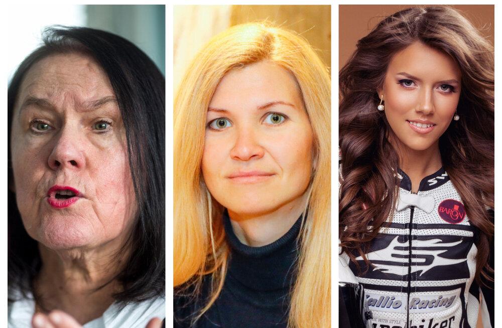 Helve Särgava, Anastassia Kovalenko ja Kadri Kõusaar astusid Sotsiaaldemokraatliku Erakonna liikmeks