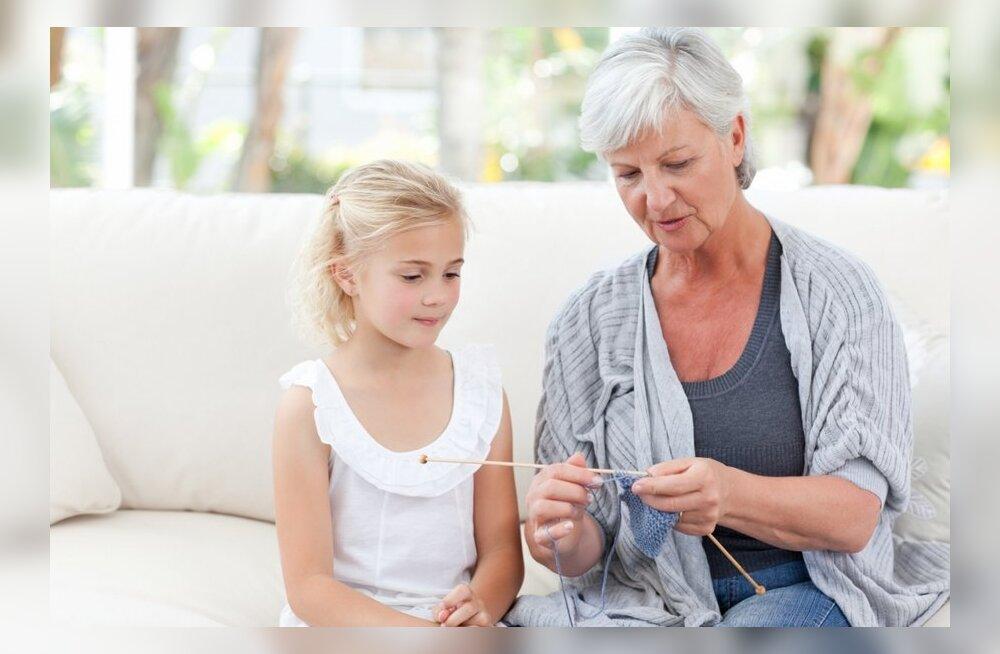 Kas ema ja isa lahutus jätab lapse ka vanavanematest ilma?