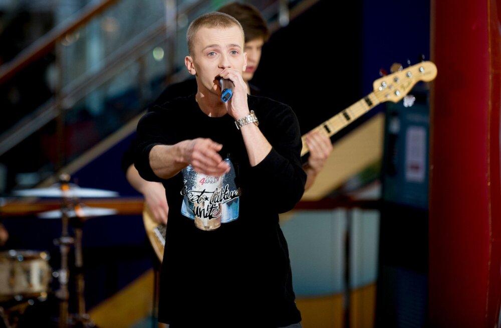 Risto Vürst Eesti Laul 2013 poolfinaalis